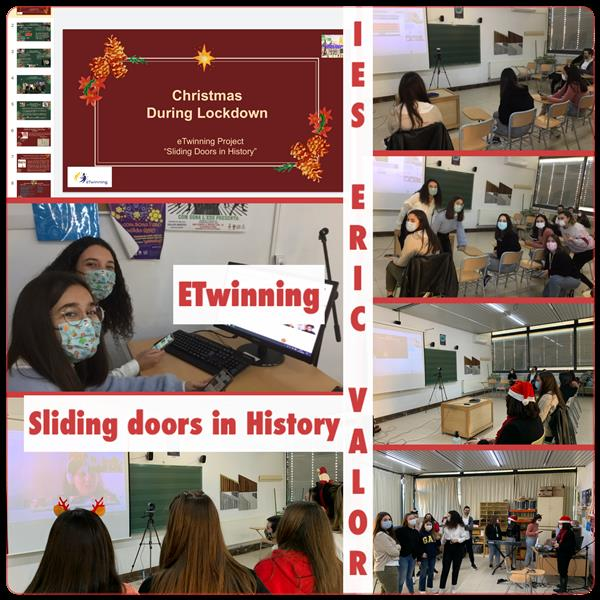 eTwinning Sliding doors in History.